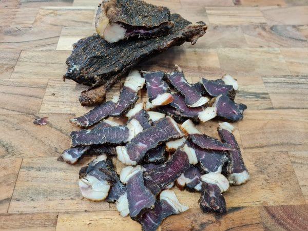 Beef kalahari biltong