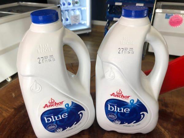 Anchor milk