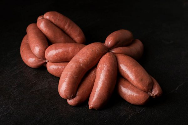 Beef Texas chilli sausages