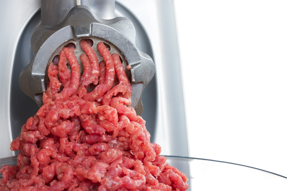 Fresh beef mince