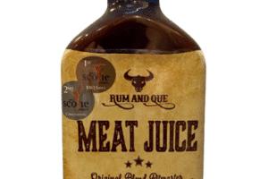 meat juice sauce